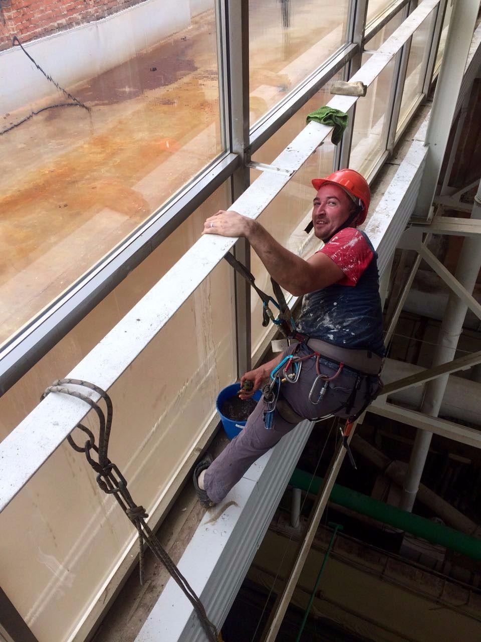 Требуются промышленные альпинисты в челябинске